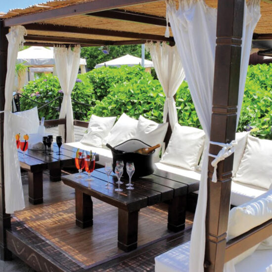 Lido Beach Club Baveno Lounge Bar